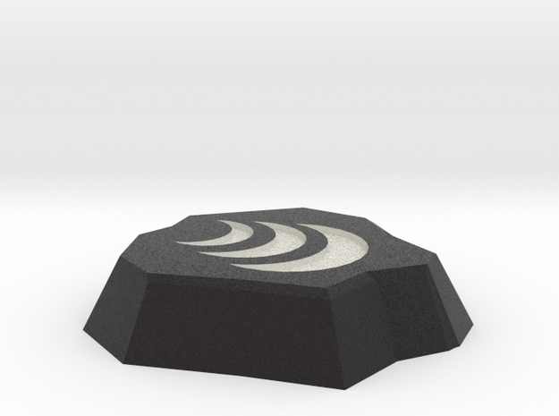 Air Rune in Full Color Sandstone