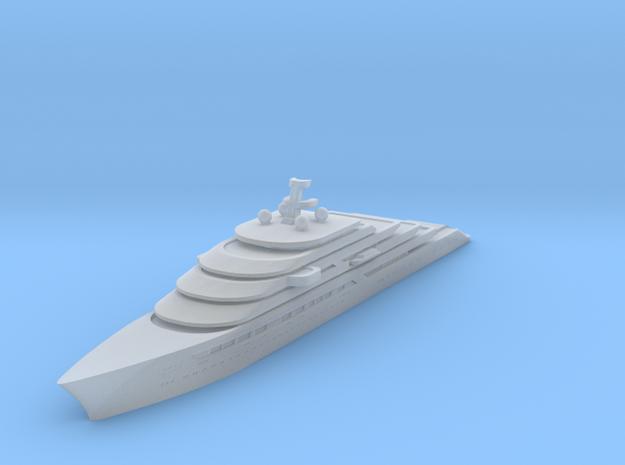 Miniature Gleam Project Super Yacht - Nauta Design