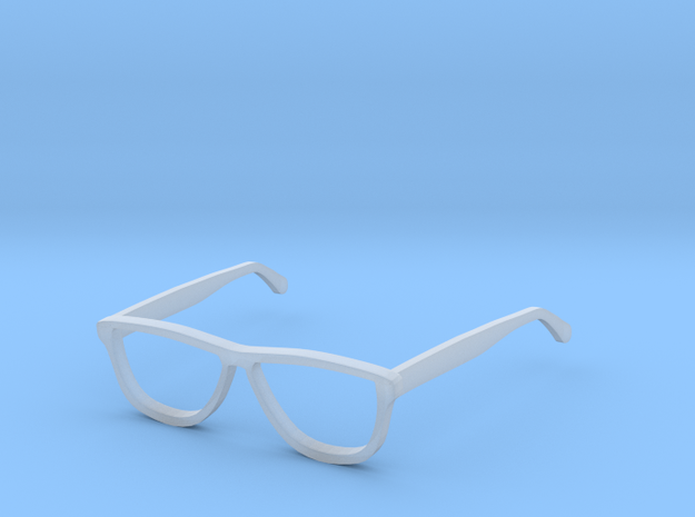 ronnie kray glasses V.3 in Smooth Fine Detail Plastic