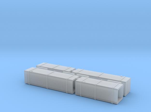 1/87 H0 Dieseltanks 27 + 21 mm 2x