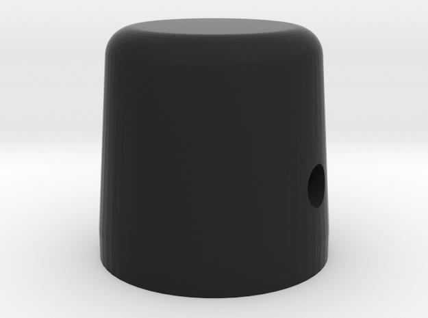 Brt knob for the EWMU (CMSP) Panel in Black Natural Versatile Plastic
