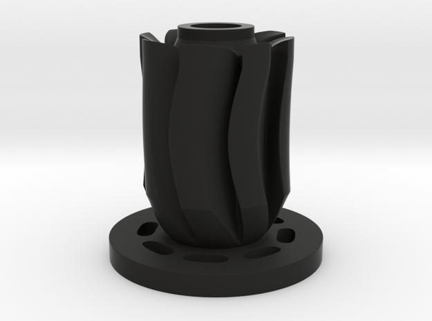 SaberForge Disciple Speaker Vent in Black Natural Versatile Plastic