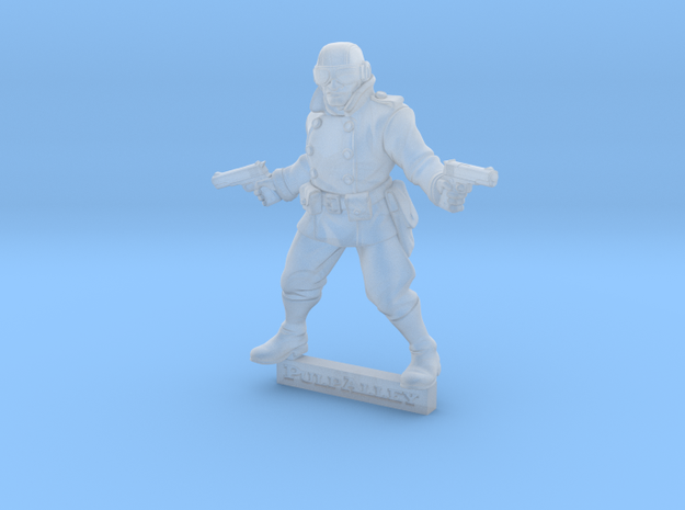 Legendary Scale Phantom Ace -- Pulp Alley in Smooth Fine Detail Plastic