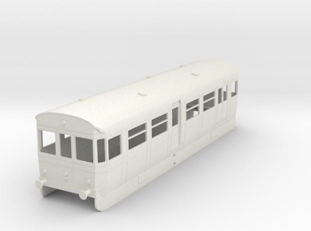 0-43-but-aec-railcar-driver-brake-coach in White Natural Versatile Plastic