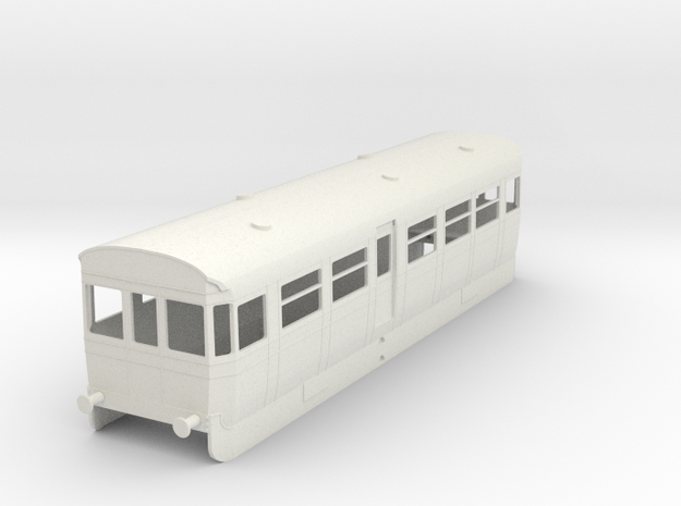 0-32-but-aec-railcar-trailer-coach in White Natural Versatile Plastic