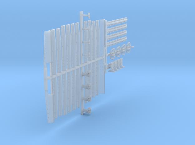 S-Scale AF Part B&O O-48 Ed K Project pjv1-0b in Smoothest Fine Detail Plastic