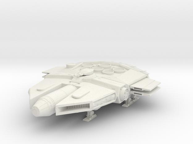 YT-Concept in White Natural Versatile Plastic