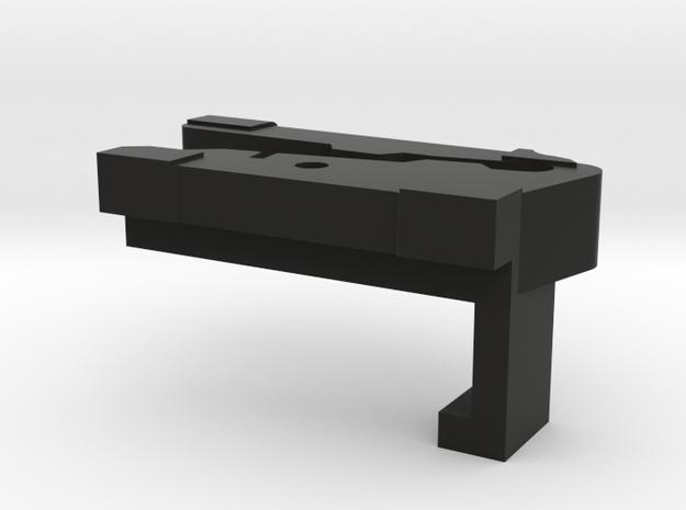 Lancia Delta sun roof schiebedach KW 2030-432 R in Black Natural Versatile Plastic