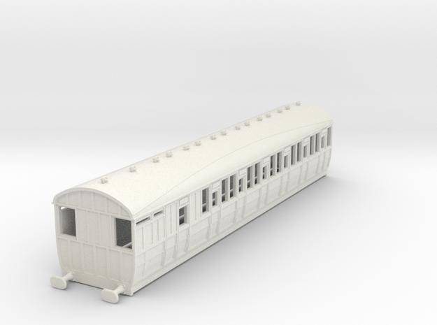 o-100-lner-quint-d80-brake-3rd-coach-5 in White Natural Versatile Plastic