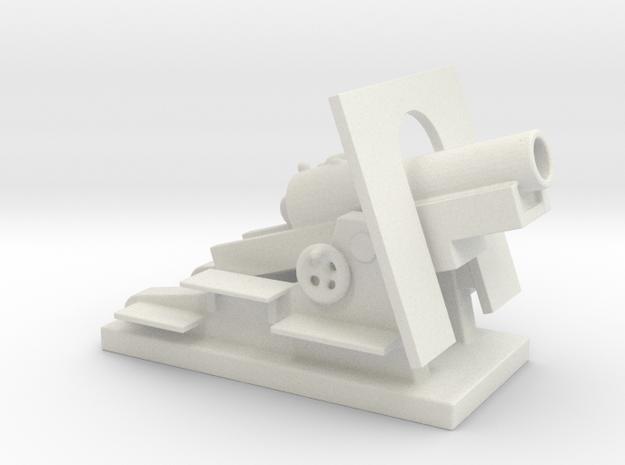 Mortier de 280 mm Schneider 1/100 ww1 artillery