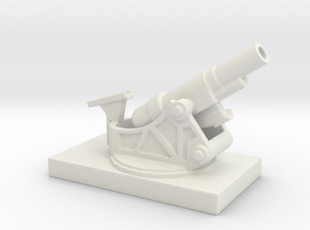 SKODA 305mm  M1916 172 ww1 artillery 1/72