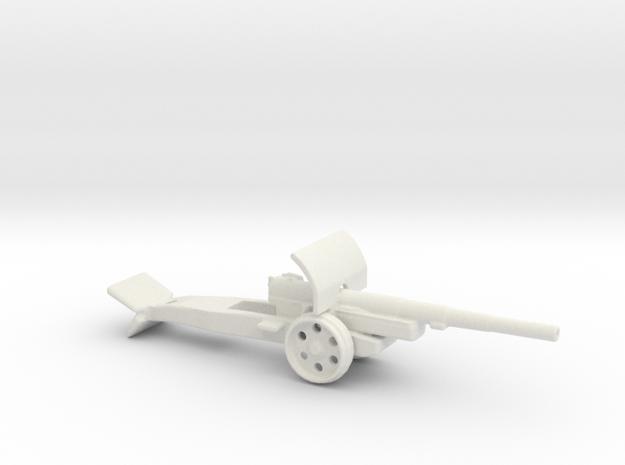 15cm kanone 16 krupp 1/100 ww1 artillery  in White Natural Versatile Plastic