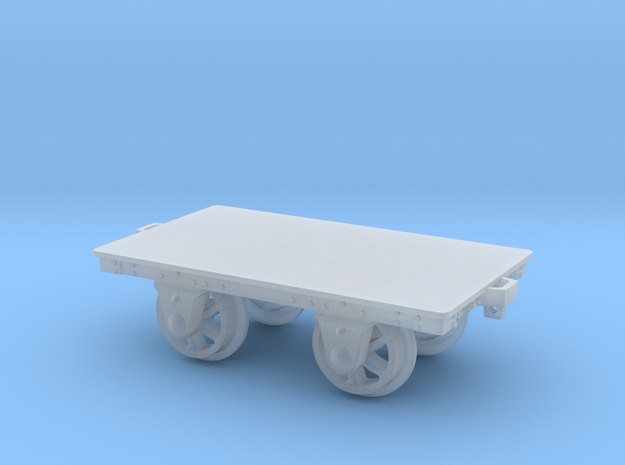 FR Slab Wagon 5.5mm Scale