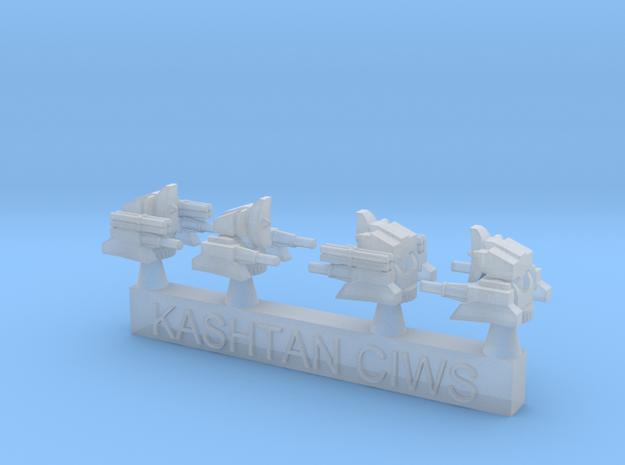 1/700 Kashtan CIWS Turrets