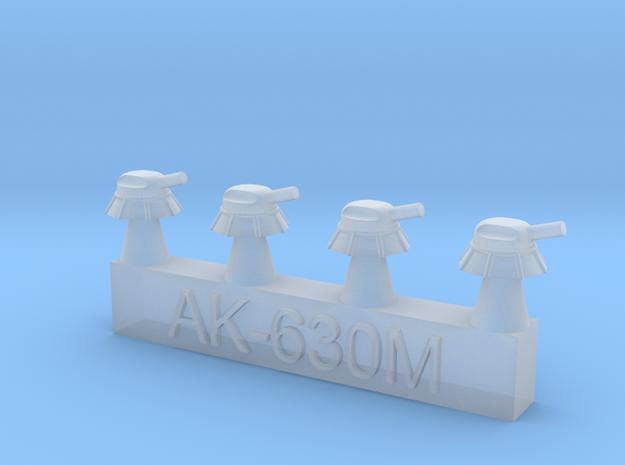 1700 AK-630M CIWS Turrets