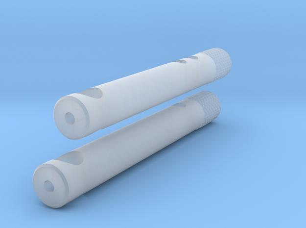 Boba Fett Anti-Security Blade - Stylus Brush in Smooth Fine Detail Plastic