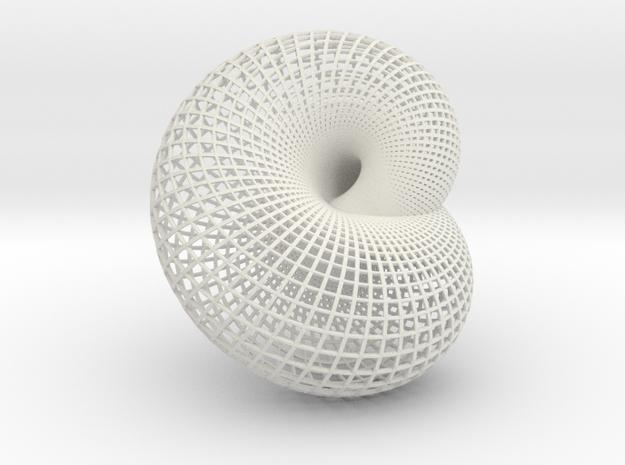 bigger Lawson-Klein in White Natural Versatile Plastic