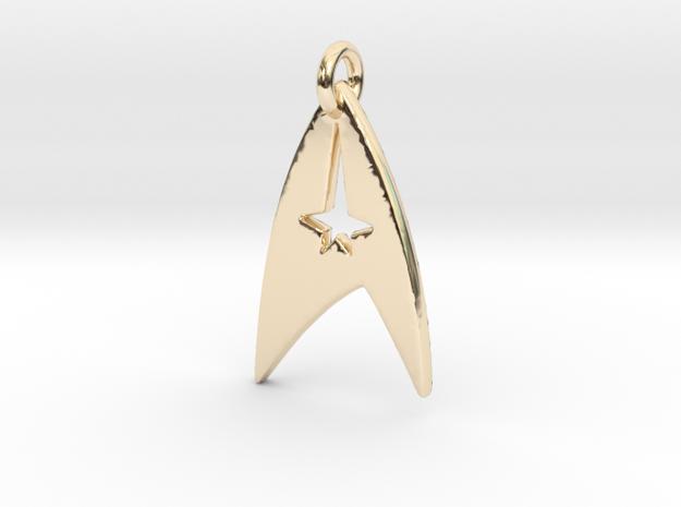 Star Trek - Starfleet Command (Pendant)