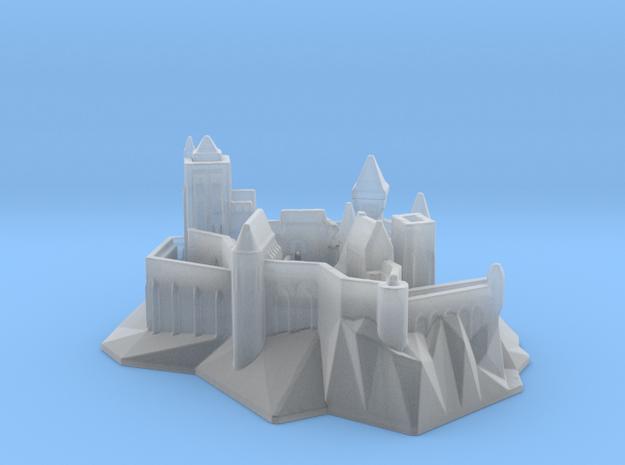 Medieval fantasy castle MIHI3b