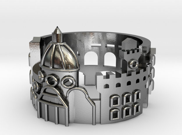 Florence Cityscape - Skyline Ring