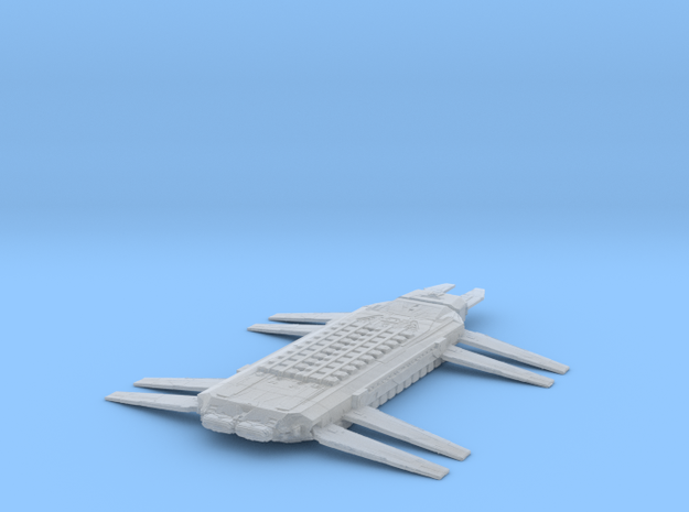 1/2700 Eta-class Imperial Cargo Barge (flight) in Smooth Fine Detail Plastic
