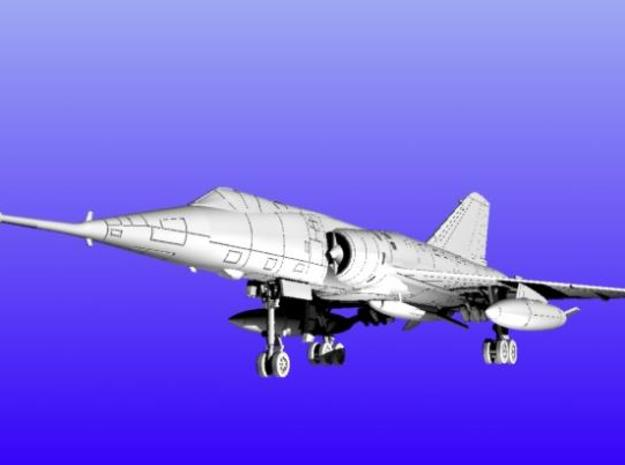 mirage IV P  3d printed