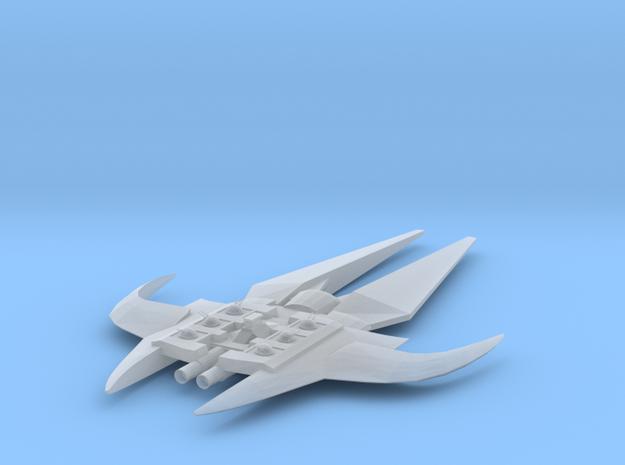 Narn Regime Ka'Toc Battle Destroyer 34mm in Smooth Fine Detail Plastic