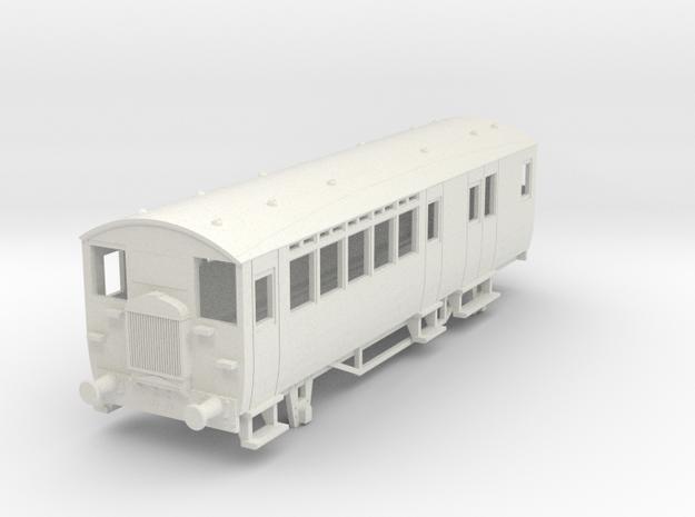o-76-wcpr-drewry-big-railcar-1 in White Natural Versatile Plastic