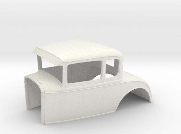 1930 Ford coupe 1/8 scale