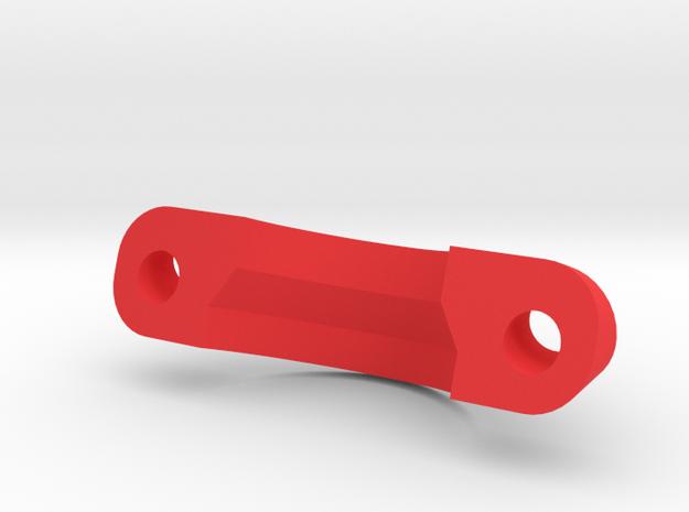 IMPRIMO - Full Version (HD Camera Bracer) in Red Processed Versatile Plastic