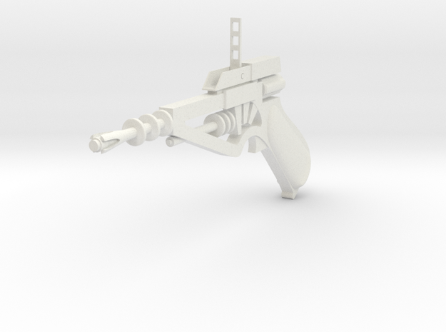 TOMORROW PEOPLE GALACTIC FEDERATION DEVICE in White Natural Versatile Plastic