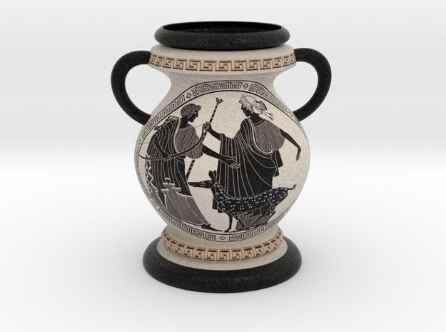 GVH 1834 in Full Color Sandstone