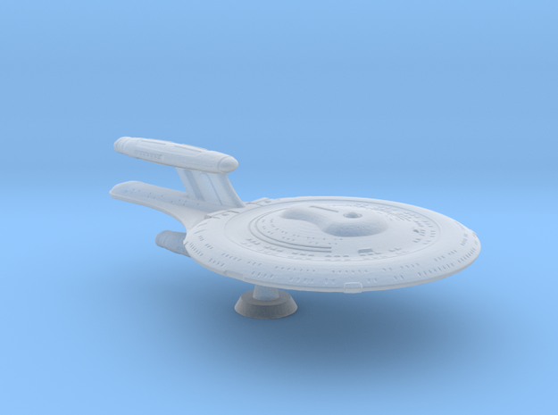 Terran Doyle Class Frigate - 1:7000 in Smooth Fine Detail Plastic