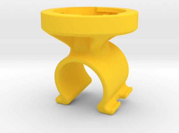 Garmin Socket Tracer Combo in Yellow Processed Versatile Plastic