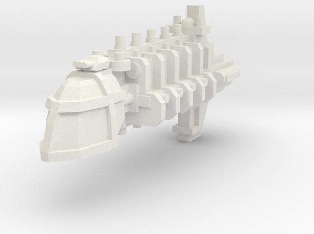 Transporte in White Strong & Flexible