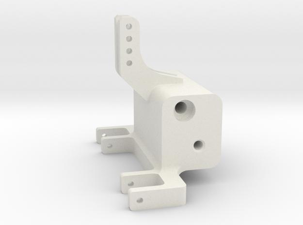 Fendt 3Punkt Adapter Hecklader in White Natural Versatile Plastic