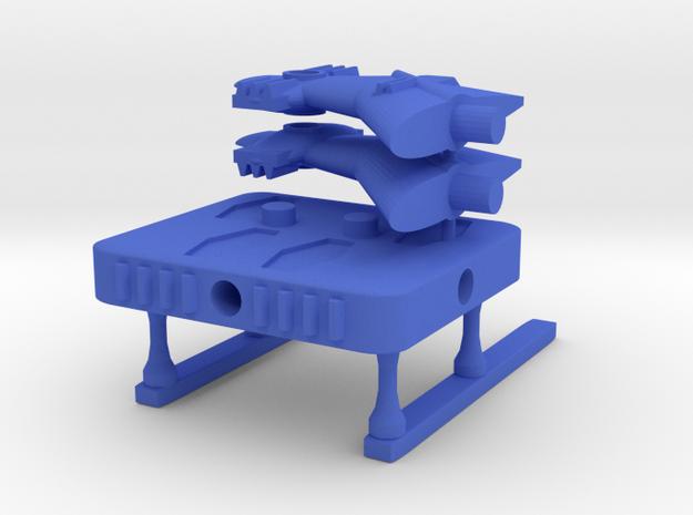 Strato Manta in Blue Processed Versatile Plastic