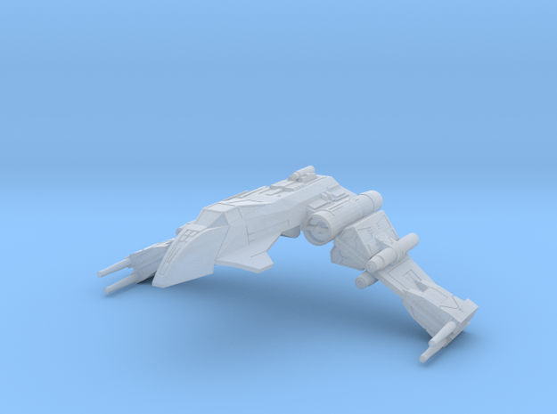 Star Guard Republic Strike Fighter IC PT BR (1/270 in Smooth Fine Detail Plastic