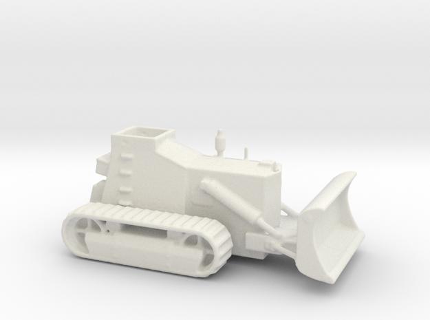 Armoured Bulldozer  d7 1/72 ww2