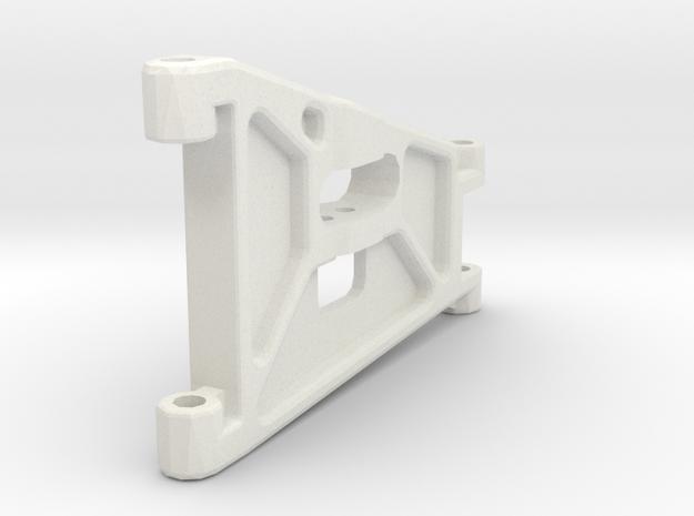 losi jrx2 front suspension arm in White Natural Versatile Plastic