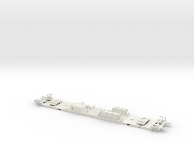 #19C - 51 81 37-40 007 Untergestell in White Natural Versatile Plastic