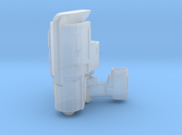 GPE-7300 Cargo Vessel in Smooth Fine Detail Plastic