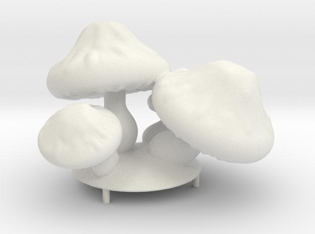 Mushroom Flash Lamp