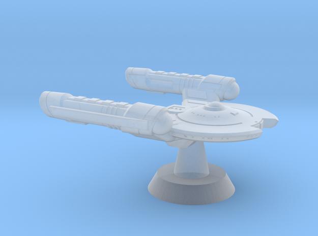 Terran Pioneer Class Patrol Cutter - 1:7000 in Smooth Fine Detail Plastic