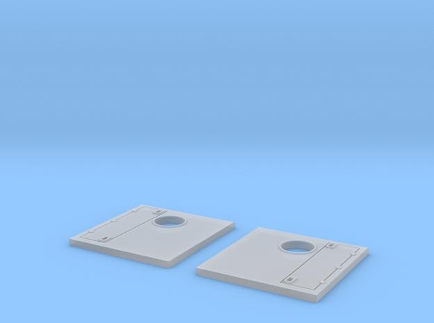 N Scale GP9B/GP7B Hood Section