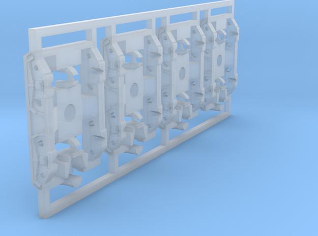 1:220 - 1Xta standard Marklin Coupler in Smoothest Fine Detail Plastic