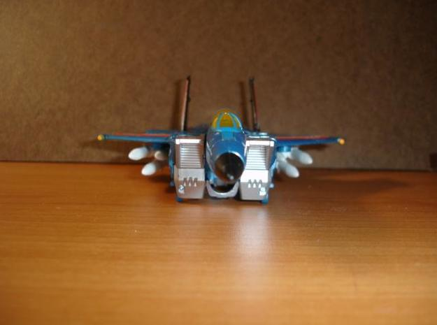 Sunlink - Seeker Tri-Clip w/ Removable Missiles 3d printed