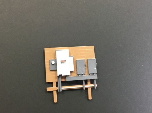 1/64 Electrical Service
