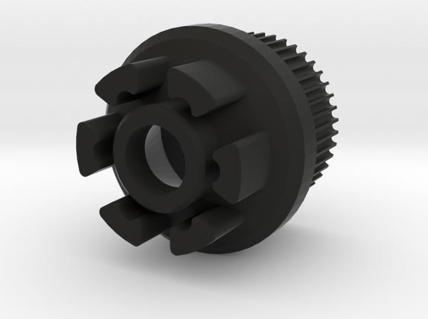 MBS\Flywheel Knockoff Pattern SPEEDHACK (45t - v2) in Black Strong & Flexible