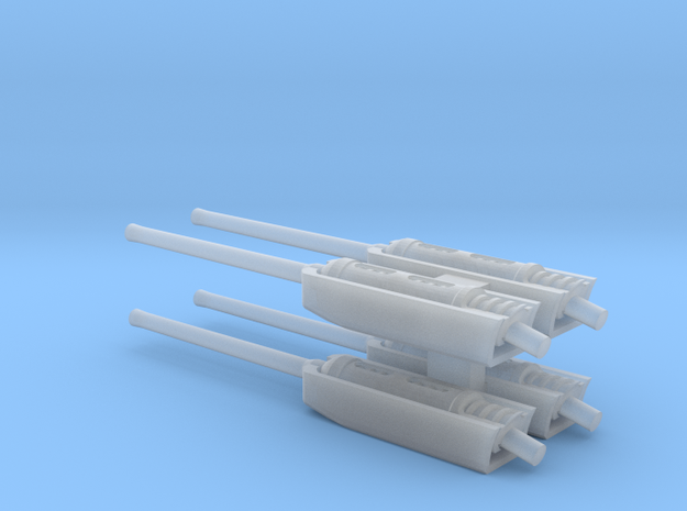 1/48 Skink Polsten Guns with barrels in Smooth Fine Detail Plastic